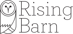 Rising Barn Logo